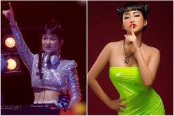 DJ Trang Moon 'King of Rap' nói gì khi bị so sánh kém xinh hơn DJ Mie 'Rap Việt'?