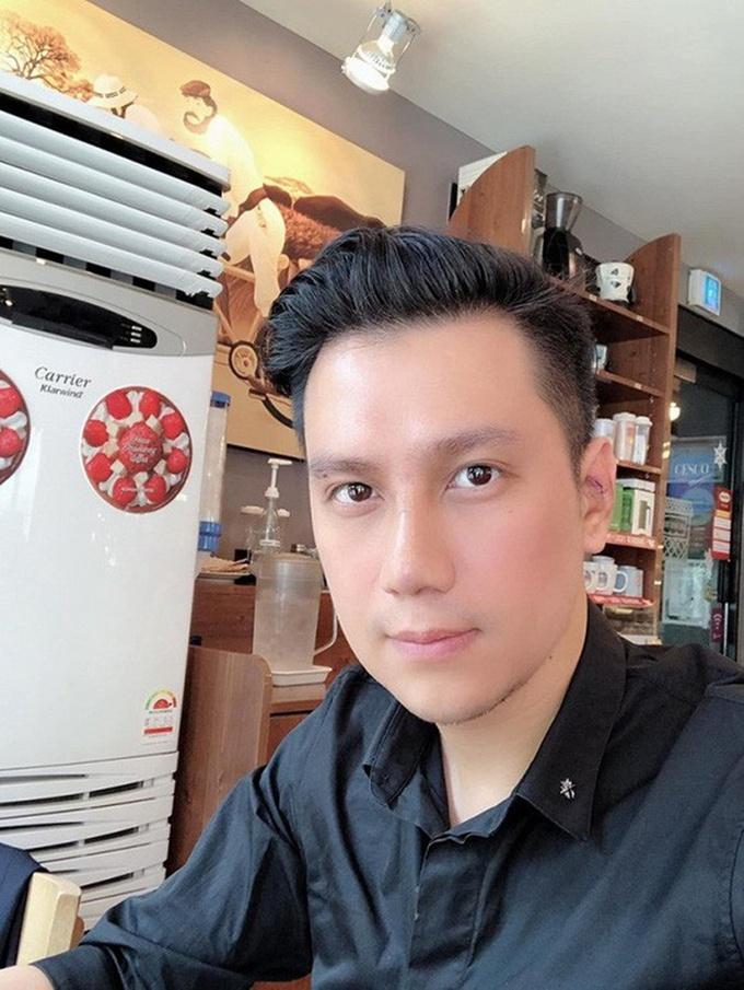 Gương mặt thẩm mỹ của Việt Anh bị chê lạ hoắc, dọa người-5