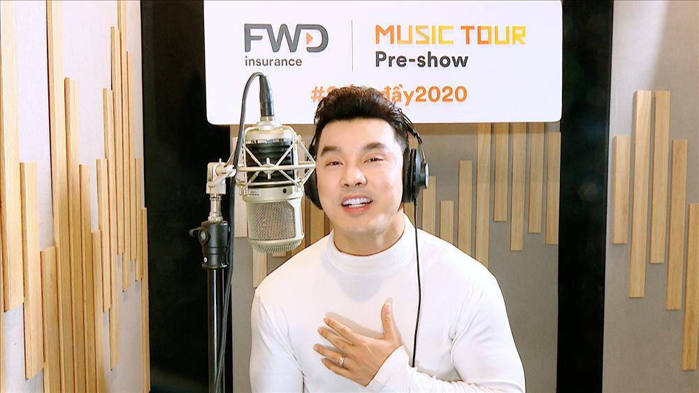 FWD Music Tour Pre-show hút fan không chỉ bởi dàn sao khủng-2