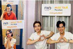 FWD Music Tour Pre-show hút fan không chỉ bởi dàn sao khủng