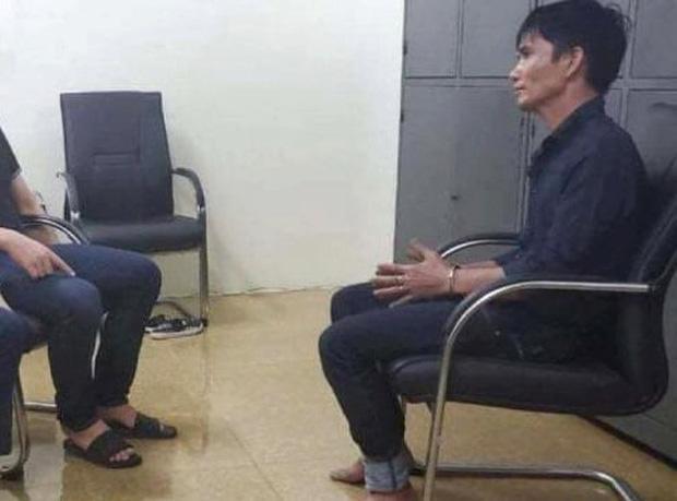 Gã bố đẻ đánh gãy tay con gái 6 tuổi ở Bắc Ninh: Tôi không phải hổ dữ-1