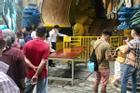 Toàn cảnh ngày đầu đến nhận tro cốt, di ảnh người thân tại chùa Kỳ Quang 2