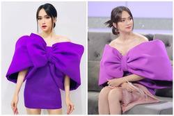 Học chiêu sao Hàn, Hương Giang không hớ hênh khi mặc váy siêu ngắn