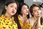 Phanh Lee khoe ảnh với MC Thu Hoài và Huyền Lizzie, hội chị em trên bến dưới thuyền ngày càng xinh đẹp!