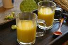 Mùa thu về, làm món đồ uống này thay bữa sáng thì da luôn ẩm mượt căng mịn