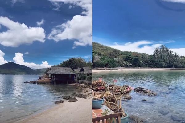 Rich kid Tiên Nguyễn đi du lịch Nha Trang, vô tình bị anh trai Phillip Nguyễn bóc mẽ hậu trường sống ảo-2
