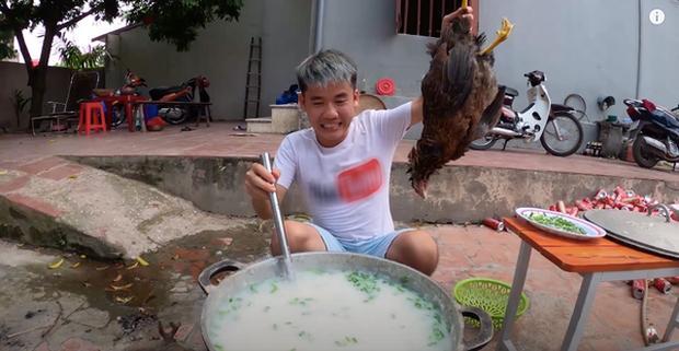 Hay tin Hưng Vlog bị phạt 7,5 triệu đồng, netizen chỉ ra loạt kênh YouTube cũng ăn gà nguyên lông phản cảm-2