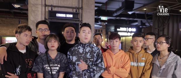 Dàn HLV Rap Việt trong mắt thí sinh: Binz giàu, Karik chất, Wowy ngầu, Suboi hiền-4