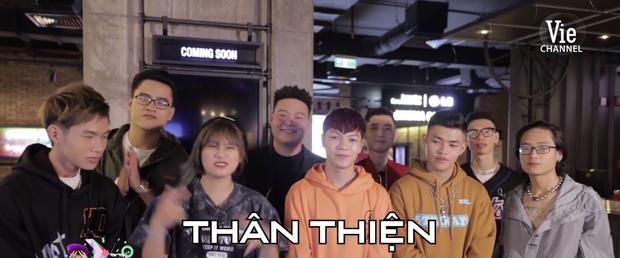 Dàn HLV Rap Việt trong mắt thí sinh: Binz giàu, Karik chất, Wowy ngầu, Suboi hiền-5