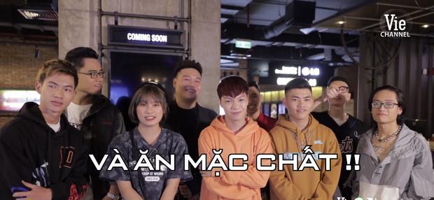 Dàn HLV Rap Việt trong mắt thí sinh: Binz giàu, Karik chất, Wowy ngầu, Suboi hiền-6
