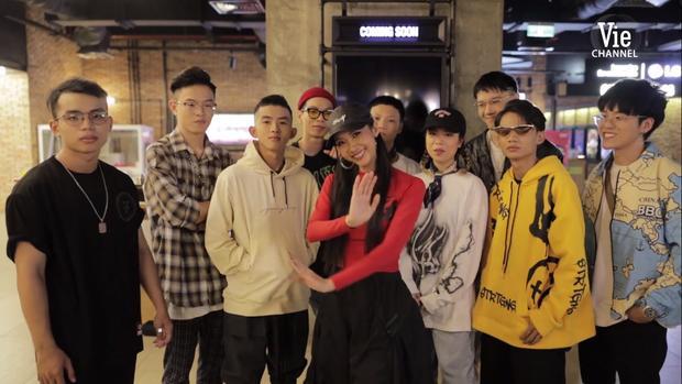 Dàn HLV Rap Việt trong mắt thí sinh: Binz giàu, Karik chất, Wowy ngầu, Suboi hiền-7