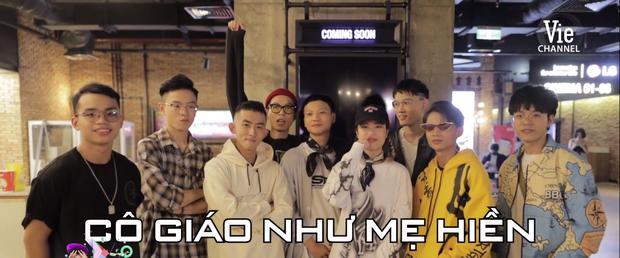 Dàn HLV Rap Việt trong mắt thí sinh: Binz giàu, Karik chất, Wowy ngầu, Suboi hiền-8