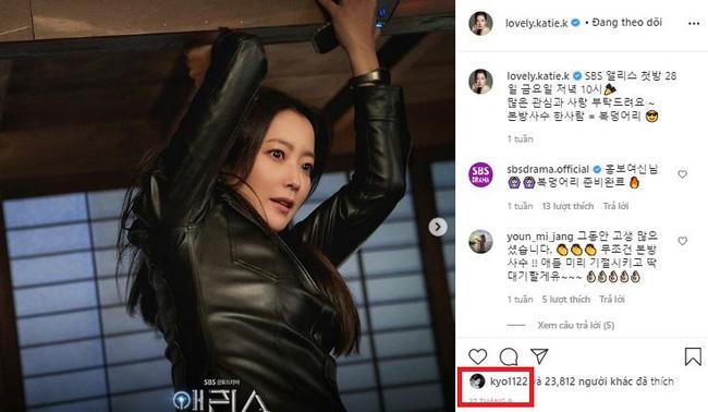 Song Hye Kyo thường xuyên thể hiện sự cuồng nhiệt với mối quan hệ thân thiết 20 năm-3