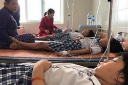 17 cháu bé bị nghi ngộ độc thực phẩm sau khi ăn cơm trưa tại Chùa Kỳ Quang 2
