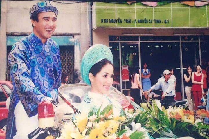 MC Quyền Linh viết cho Dạ Thảo: Vợ yêu! Chúc mừng 15 năm chung nhà-2