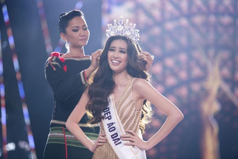 Lập kỳ tích top 5 Miss Universe nhưng HHen Niê không dám dạy Khánh Vân-1