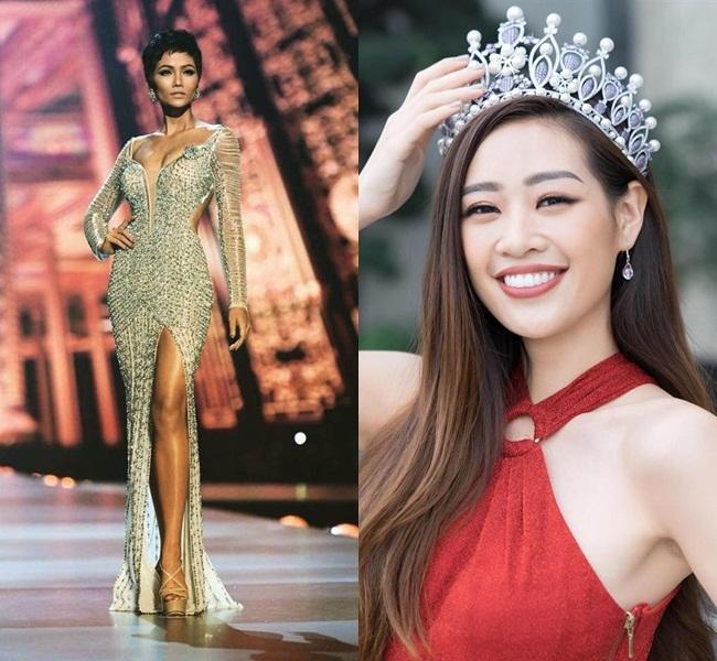 Lập kỳ tích top 5 Miss Universe nhưng HHen Niê không dám dạy Khánh Vân-2