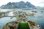 Khám phá kỳ quan Vòng Bắc Cực của Na Uy