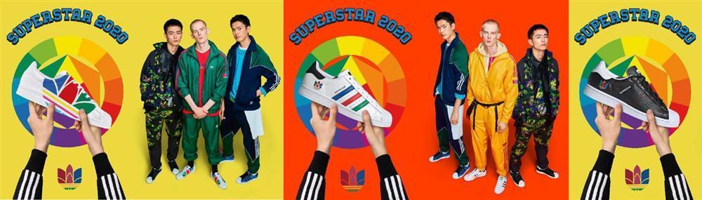 Mix đồ 'chất lừ' với giày Superstar và trang phục adicolor-1