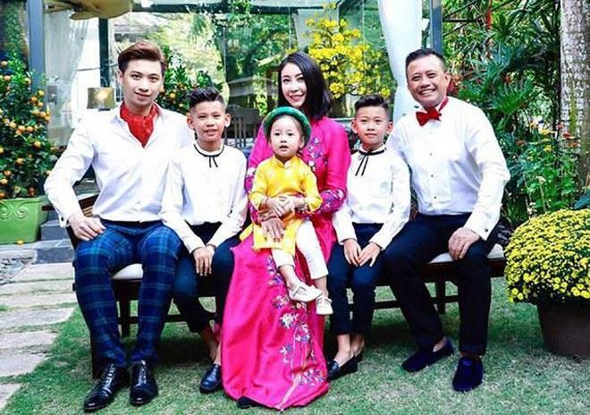 Gia thế khủng của đại gia cưới vợ là hoa hậu kém 12 tuổi, đám cưới chỉ 100 khách mời-3