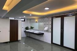 Choáng ngợp 'nhà vệ sinh trường người ta': Đẹp như khách sạn 5 sao