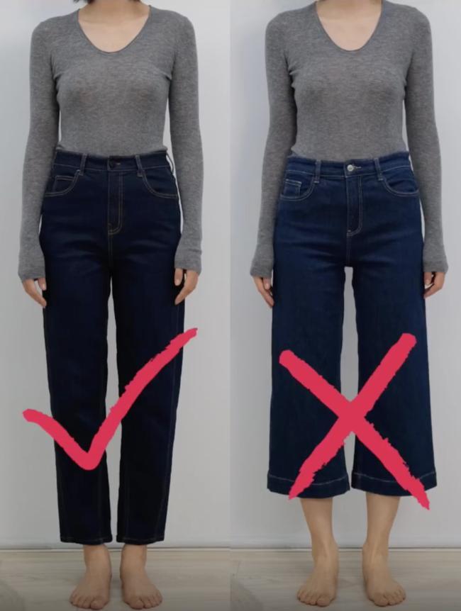 Thử tới 5 dáng quần jeans, cuối cùng cô nàng này đã tìm được cho mình 1 thiết kế ưng ý-2