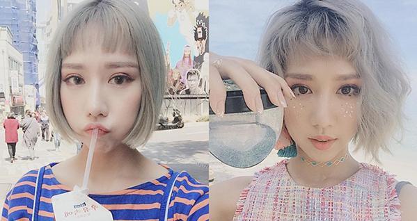 Mỹ nhân Việt để kiểu tóc chuột gặm quê quê: Elly Trần xuất sắc, Hương Giang thì đúng là sai lầm-7