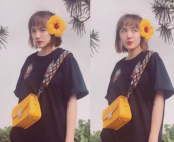 Mỹ nhân Việt để kiểu tóc chuột gặm quê quê: Elly Trần xuất sắc, Hương Giang thì đúng là sai lầm-4