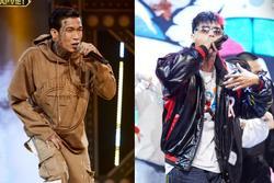 Vòng đối đầu 'Rap Việt': Dế Choắt thẳng tiến, Lăng LD xin thử thách sống còn