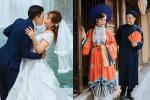 Full cả clip lẫn ảnh cưới, cô dâu 63 tuổi ở Cao Bằng bị chê nhiều hơn khen