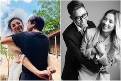 4 sao nữ hạnh phúc bên bạn trai chuyển giới