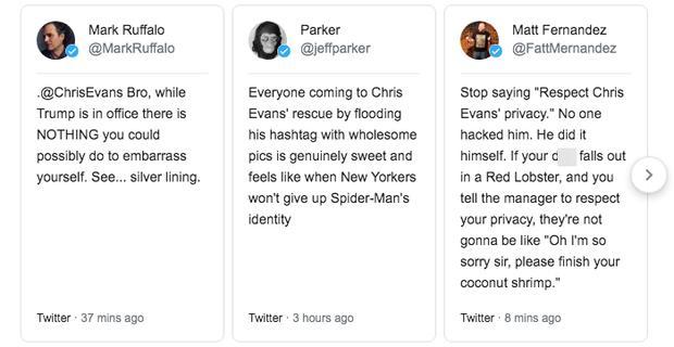 Nóng: Captain Chris Evans lỡ tay đăng ảnh bộ phận nhạy cảm lên Instagram, tài tử Hulk và dàn sao Hollywood tranh cãi nảy lửa-2