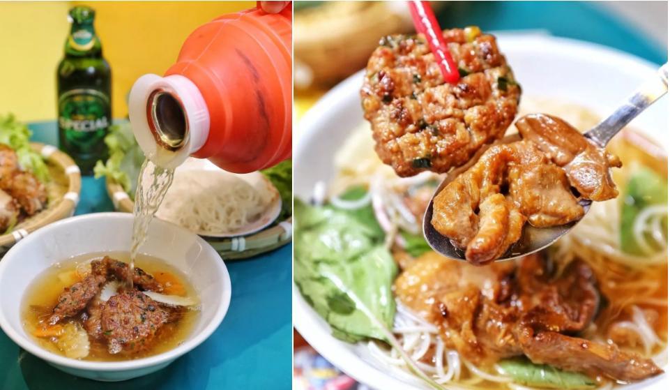 Nhà hàng Trung Quốc phục vụ bún chả Obama-3