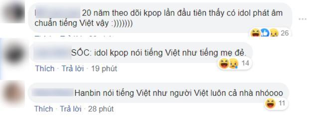 Hanbin từ Hàn Quốc quay clip cảm ơn fan Việt, netizen trêu ngay: 20 năm theo Kpop mới được xem idol không cần phụ đề-1