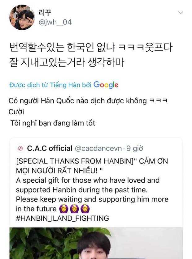 Hanbin từ Hàn Quốc quay clip cảm ơn fan Việt, netizen trêu ngay: 20 năm theo Kpop mới được xem idol không cần phụ đề-2