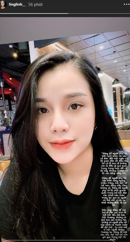 BIẾN CĂNG: Khánh Linh bất ngờ xác nhận mẹ đơn thân, xóa hết ảnh ăn hỏi Bùi Tiến Dũng-4