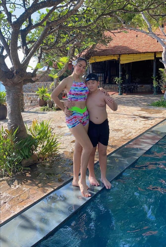 Lê Phương tự tin diện bikini sau khi giảm 30kg cực ngoạn mục-7