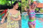 Lê Phương tự tin diện bikini sau khi giảm 30kg cực ngoạn mục