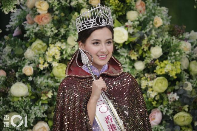 Tân Hoa hậu Hong Kong bị nghi lộ ảnh nhạy cảm-2