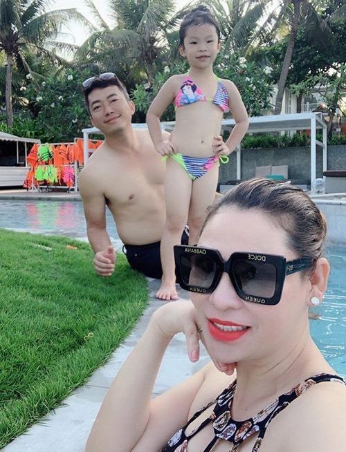 Vợ nam diễn viên Kinh Quốc bị bắt vì cho vay nặng lãi-5