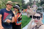 Vợ nam diễn viên Kinh Quốc bị bắt vì cho vay nặng lãi-7