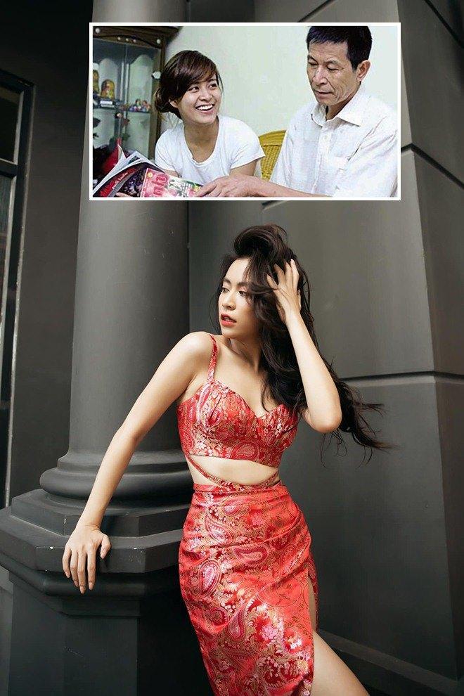 Chiều con gái như bố Hoàng Thùy Linh, nấu cho cả mâm cỗ gửi vào Sài Gòn-2