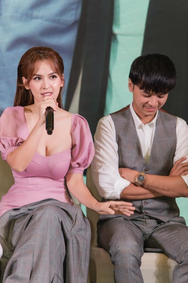 Hội gái một con Vbiz Ngọc Lan, Trương Quỳnh Anh và Tú Vi đại náo màn ảnh nhỏ-7