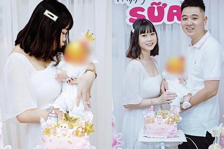 Hotteen đình đám Hà thành bất ngờ công khai làm mẹ ở tuổi 18