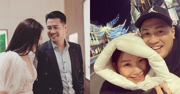 Phillip Nguyễn kỷ niệm 2 năm yêu Linh Rin, Hà Tăng lập tức bắn tym-2