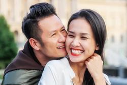 Bằng Kiều khẳng định không lừa tình Hoa hậu Dương Mỹ Linh