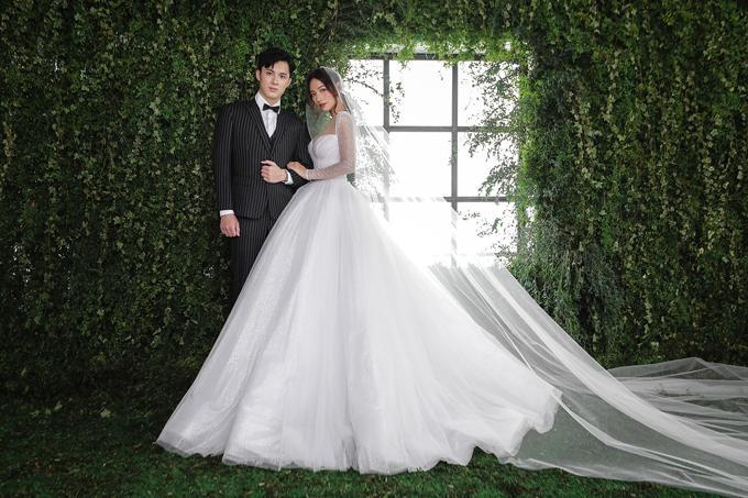 Một cặp đôi của Người ấy là ai bất ngờ khoe ảnh cưới chỉ sau 3 tháng phát sóng-2