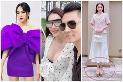 SAO MẶC XẤU: Hương Giang 2 lần mất điểm - Lâm Khánh Chi chăm khoe vựa hoa quả mà để lộ nội y