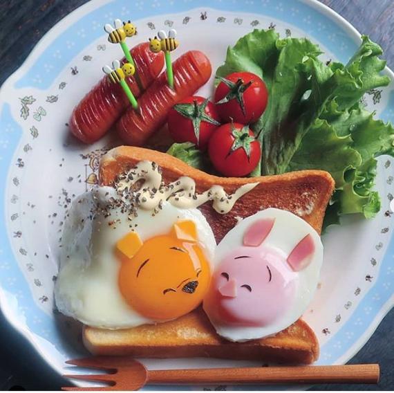 Bà mẹ Nhật Bản nổi khắp cõi mạng nhờ thích sáng tạo cơm hộp bento cho con-8