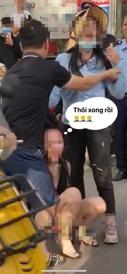 Body nóng rẫy của Tuesday khiến ông chồng mê mẩn, đánh vợ trên phố Lý Nam Đế-2